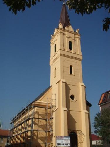 Evanjelický kostol, Nitra