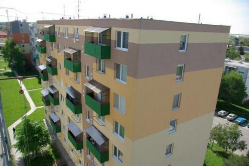 Obytný dom, MDŽ 14-16, Šurany
