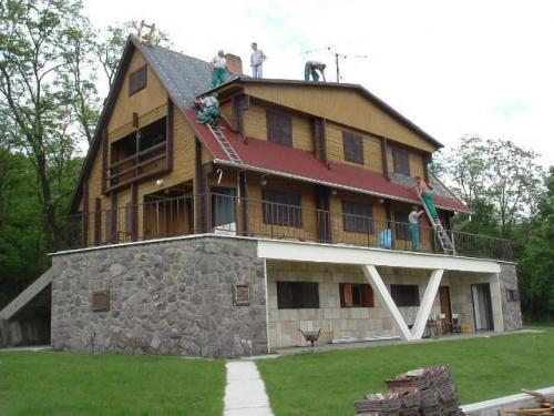 Rekreačná chata, Štúrovo